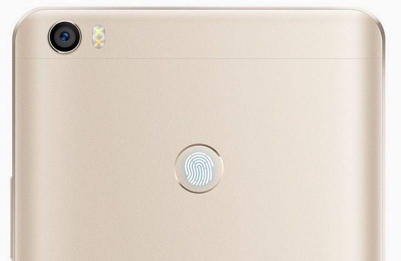 Мобильный телефон Xiaomi Mi Max 3/32Gb (Gold) - 4