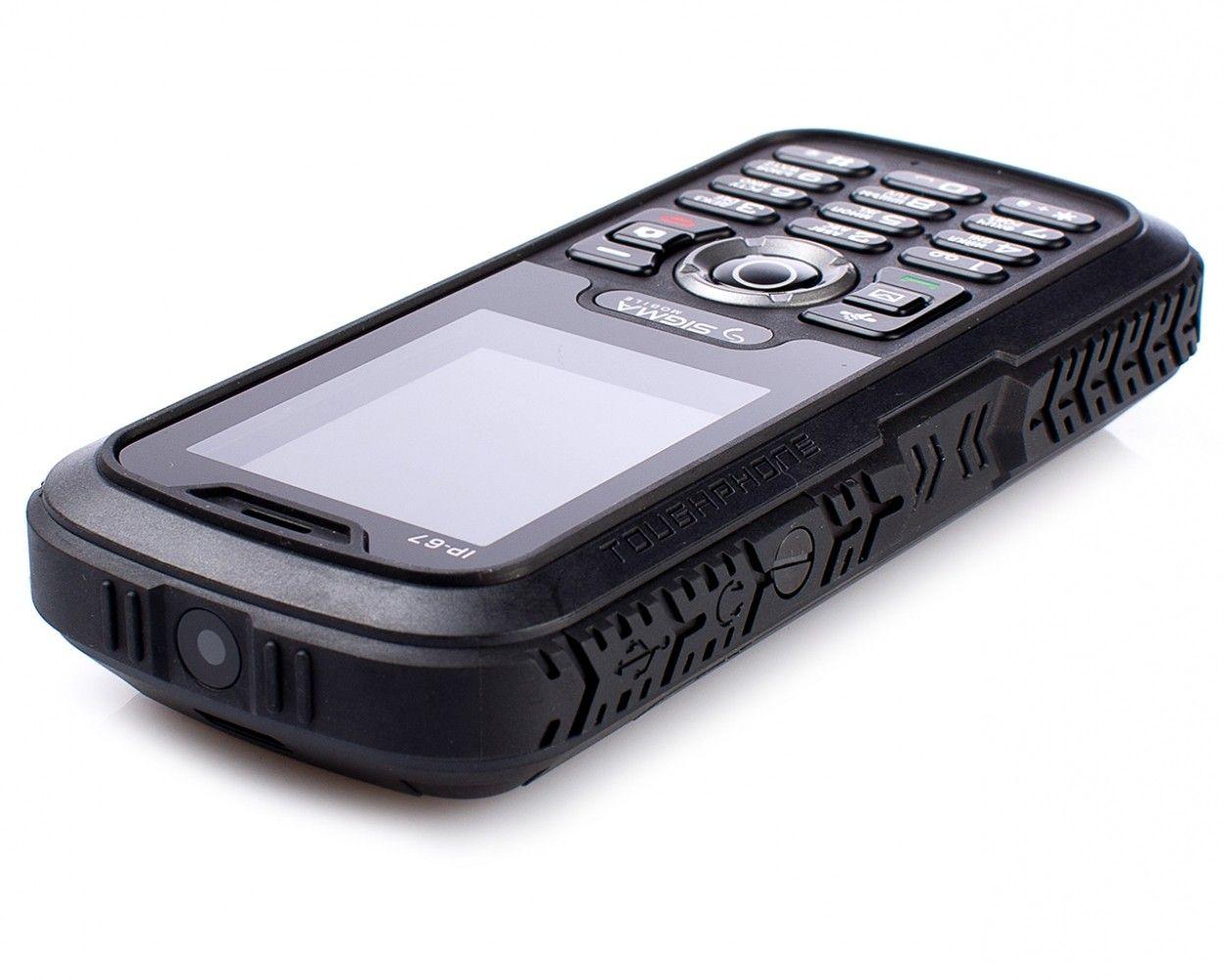 Мобильный телефон Sigma mobile X-treme IP67 Black - 4