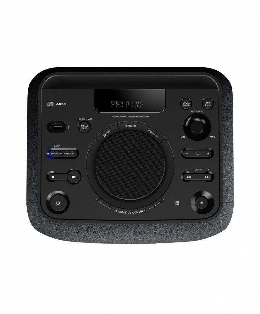 Музыкальный центр Sony MHC-V11 Black от Територія твоєї техніки - 7