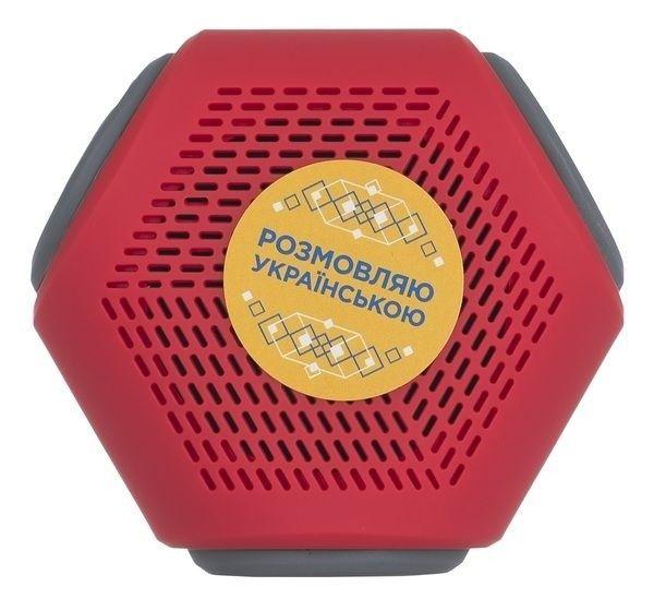 Портативная акустика ERGO BTS-520 Red от Територія твоєї техніки - 3