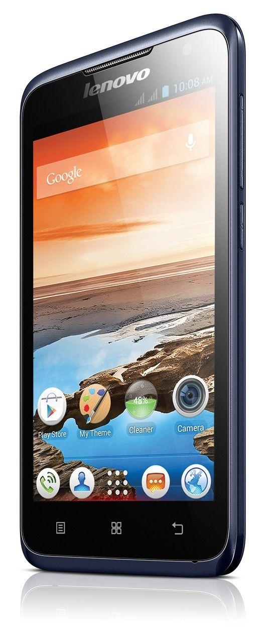 Мобильный телефон Lenovo A526 Dark Blue - 3