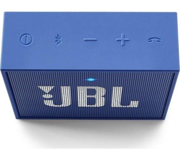 Портативная акустика JBL GO Blue - 2