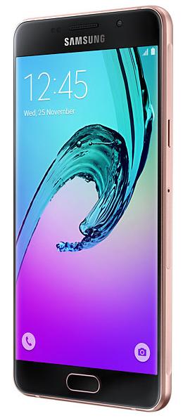 Мобильный телефон Samsung Galaxy A7 2016 Duos SM-A710 16Gb (SM-A710FZDDSEK) Pink Gold - 2