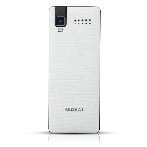 Мобильный телефон Prestigio 1241 DS White - 1