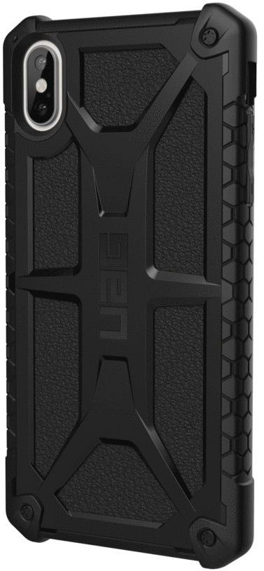 Панель Urban Armor Gear Monarch для Apple iPhone Xs Max (111101114040) Black от Територія твоєї техніки - 3