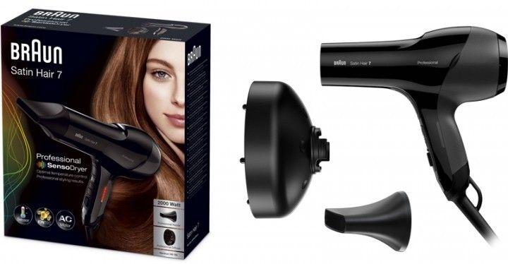 Фен BRAUN Satin Hair 7 HD785 - 4