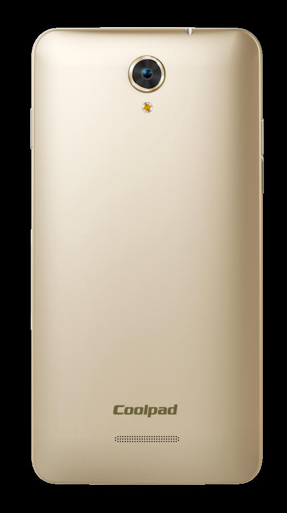 Мобильный телефон Coolpad Modena Gold - 2
