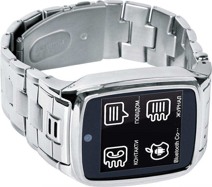 Смарт часы AIRON GTi 2 Silver - 3