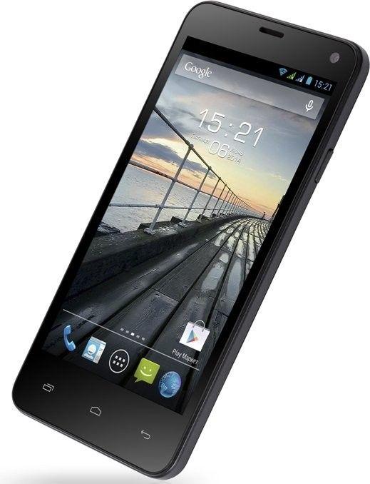 Мобильный телефон Fly IQ4416 Black - 2