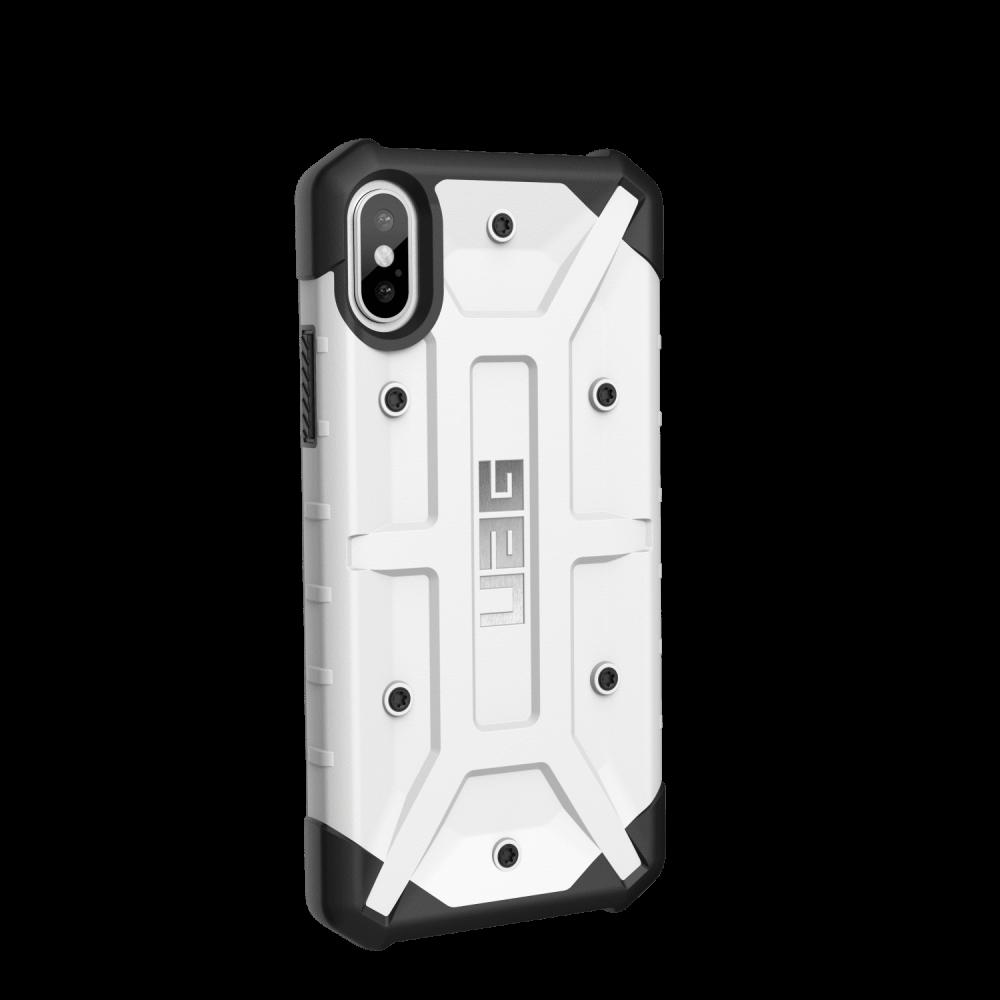 Чехол UAG iPhone X Pathfinder White от Територія твоєї техніки - 2