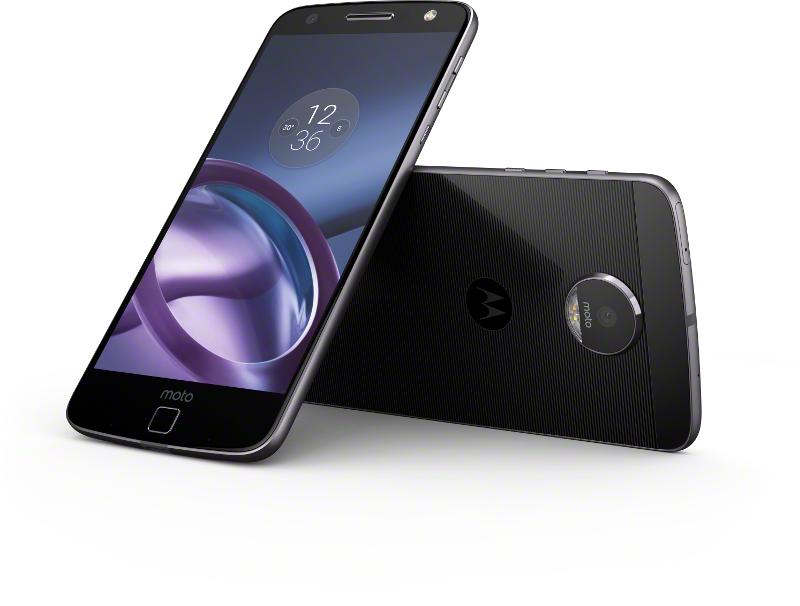 Мобильный телефон Motorola Moto Z Black - 6