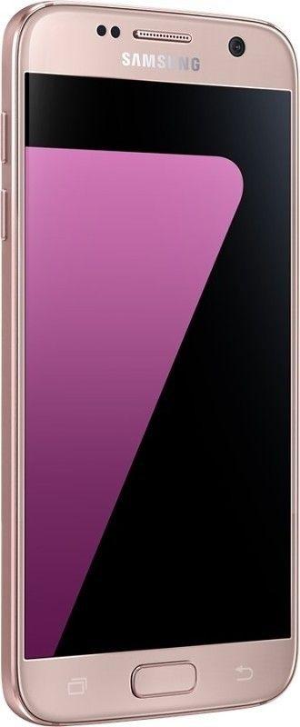 Мобильный телефон Samsung Galaxy S7 Duos G930 (SM-G930FEDUSEK) Pink Gold - 3