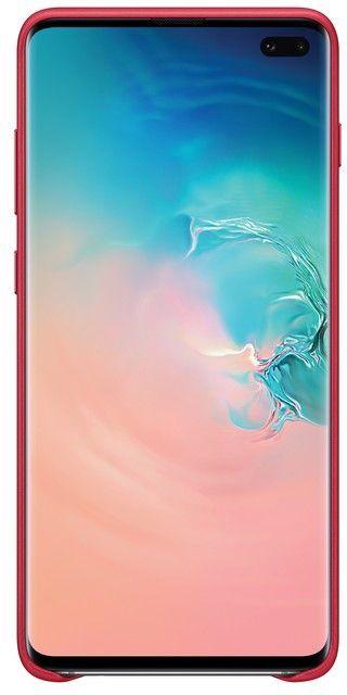 Панель Samsung Leather Cover для Samsung Galaxy S10 Plus (EF-VG975LREGRU) Red от Територія твоєї техніки - 2