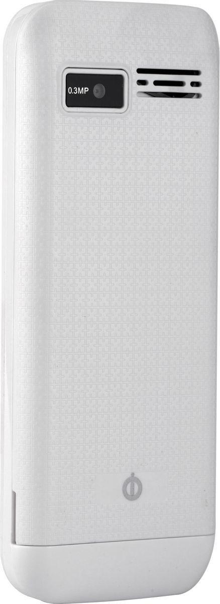 Мобильный телефон Nomi i182 White - 6