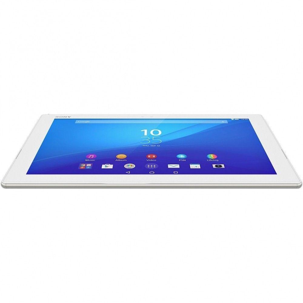 Планшет Sony Xperia Z4 Tablet 32GB 4G (SGP771) White - 2