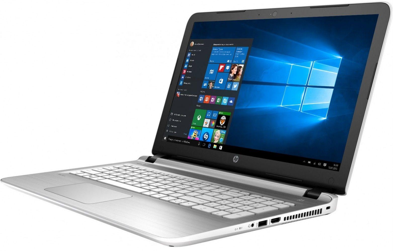 Ноутбук HP Pavilion 15-ab130ur (V0Z03EA) White - 3