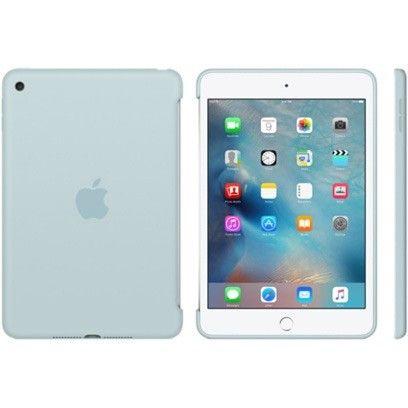 Силиконовый чехол Apple Silicone Case для  iPad mini 4 (MLD72ZM/A) Turquoise - 4