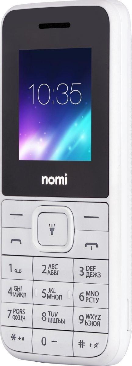 Мобильный телефон Nomi i182 White - 4