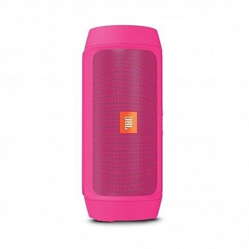 Портативная акустика JBL Charge2+ Pink (CHARGE2PLUSPINKAM) - 1