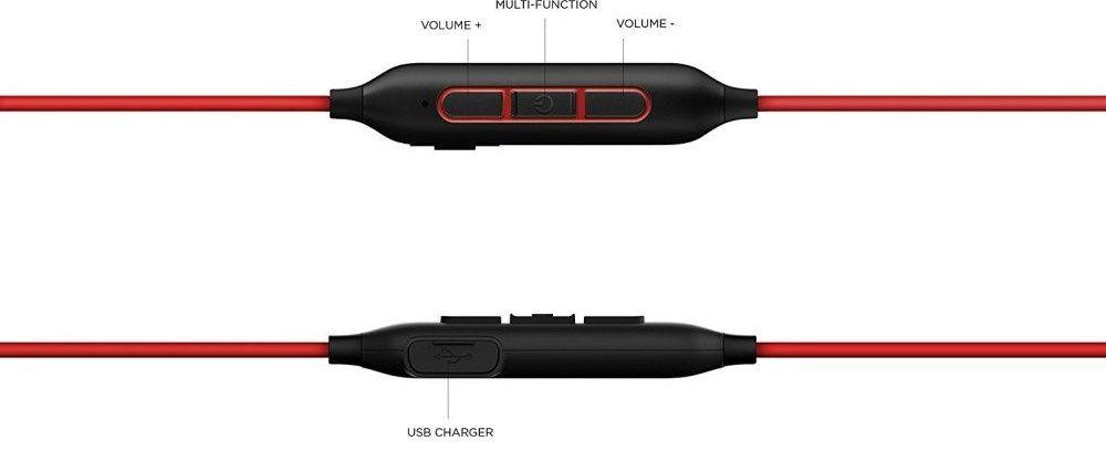 Наушники 1More iBFree Sport (E1018BT-RD) Red от Територія твоєї техніки - 4