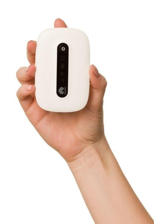 3G Wi-Fi роутер Интертелеком Huawei EC 5220u-1 - 3