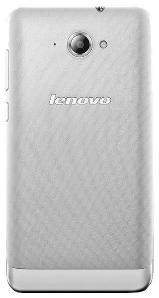 Мобильный телефон Lenovo S930 Silver - 1