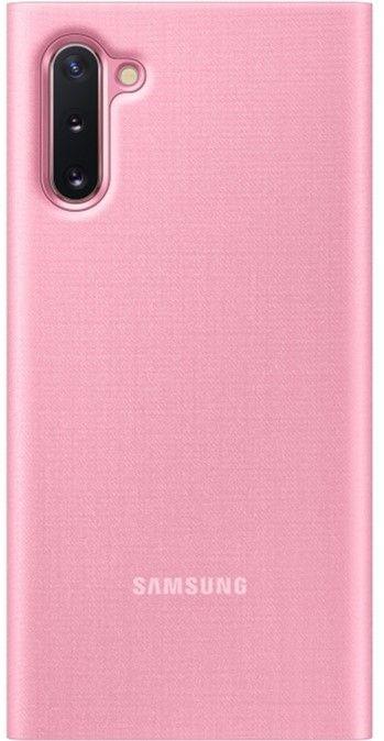 Чехол Samsung LED View Cover для Samsung Galaxy Note 10 (EF-NN970PPEGRU) Pink от Територія твоєї техніки - 2