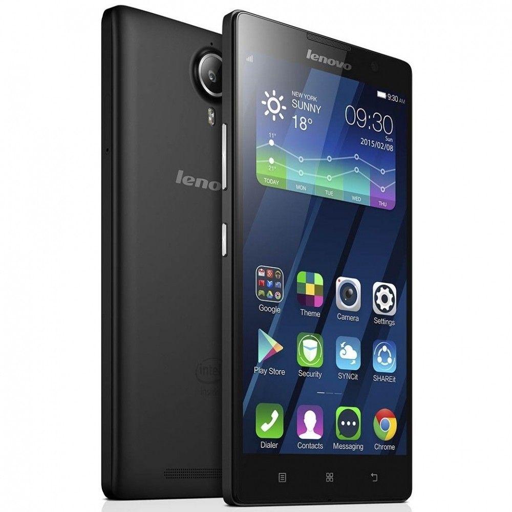 Мобильный телефон Lenovo P90 Onyx Black - 1