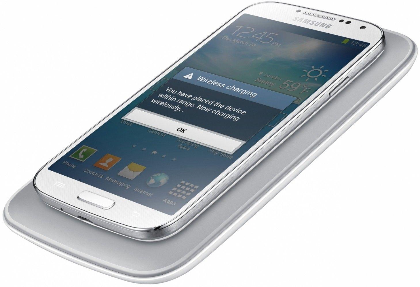 Беспроводное зарядное устройство Samsung Galaxy S4 Note 3 (EP-P100IEWEGWW) - 1