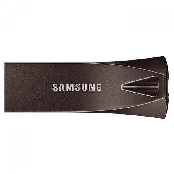 USB флеш накопитель Samsung Bar Plus USB 3.1 128GB (MUF-128BE4/APC) Black от Територія твоєї техніки - 2