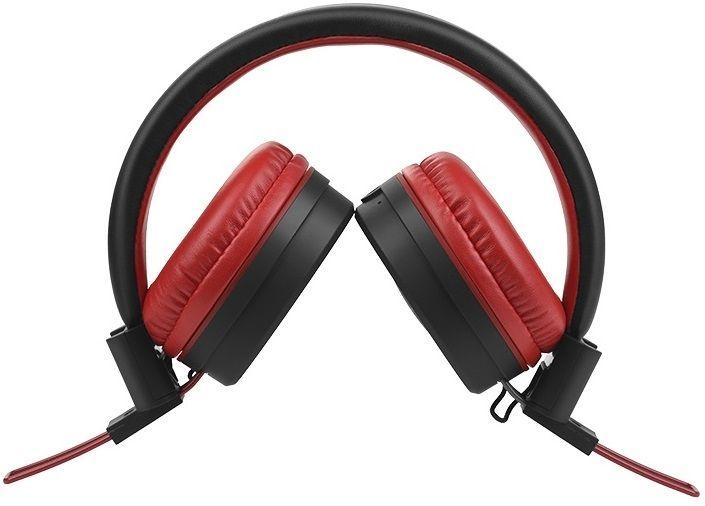 Наушники Hoco W16 Red от Територія твоєї техніки - 3
