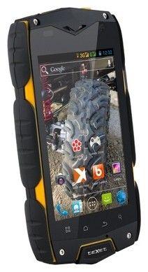 Мобильный телефон teXet X-driver TM-4104R - 2