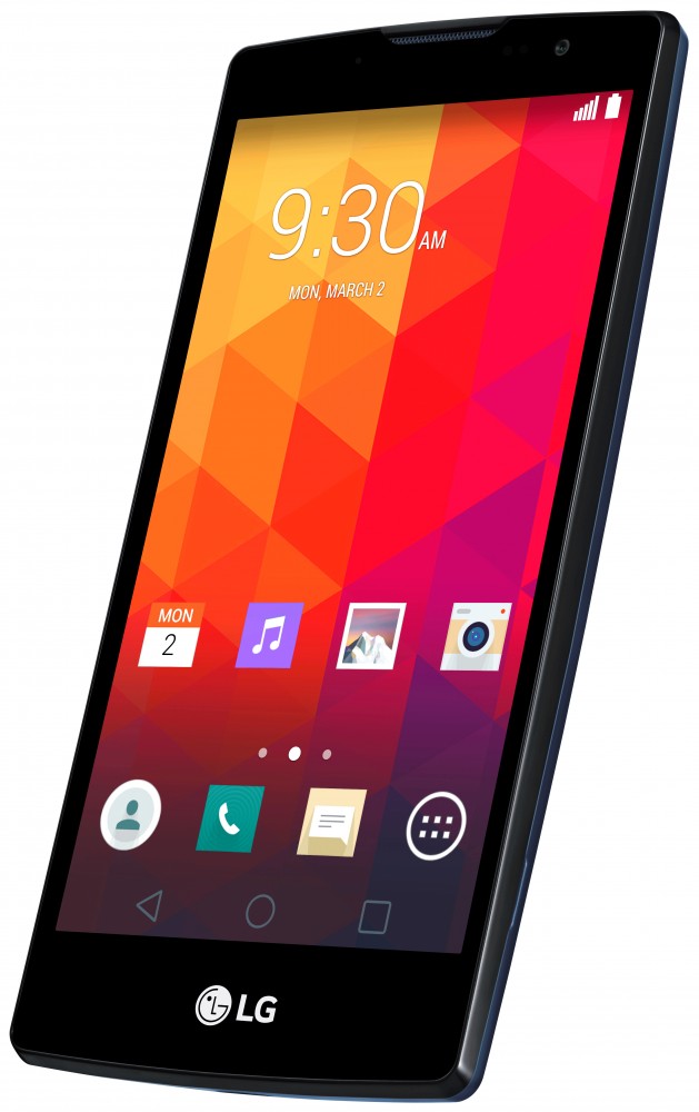 Мобильный телефон LG Spirit Y70 H422 Titan + панель в подарок - 4