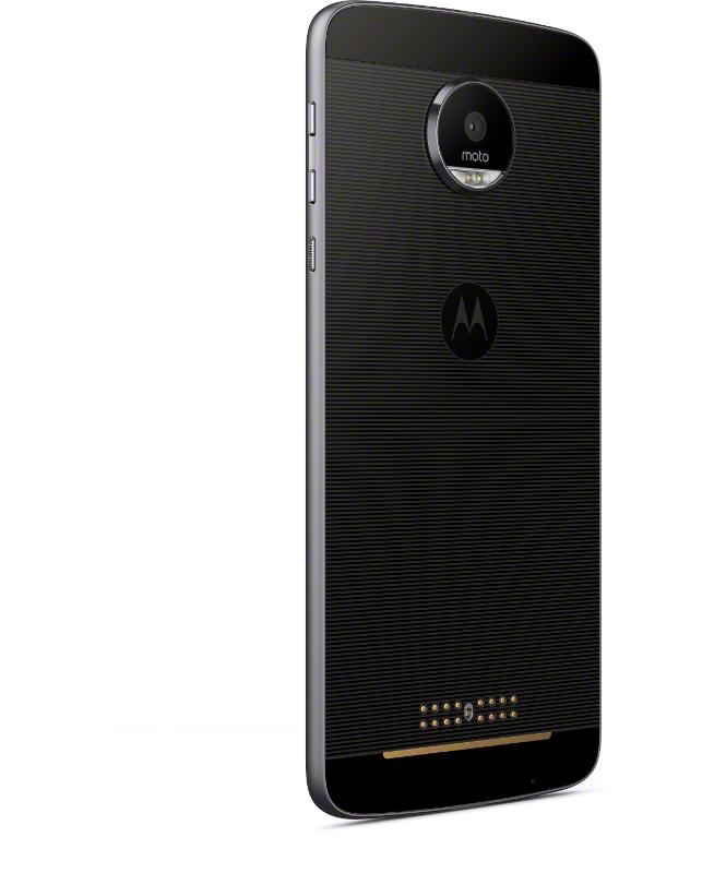 Мобильный телефон Motorola Moto Z Black - 1