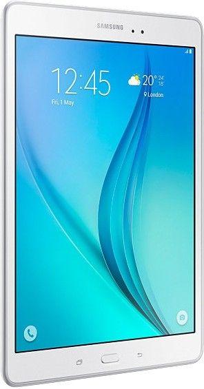 "Планшет Samsung Galaxy Tab A 9.7"" 16GB White (SM-T550NZKASER) - 3"