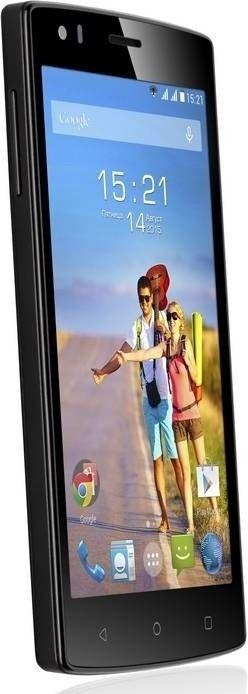 Мобильный телефон Fly FS502 Black - 2