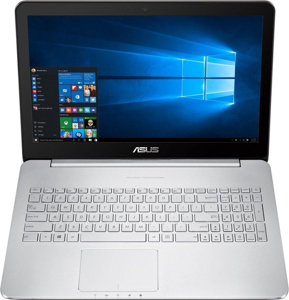 Ноутбук ASUS N552VW (N552VW-FI129T) - 1