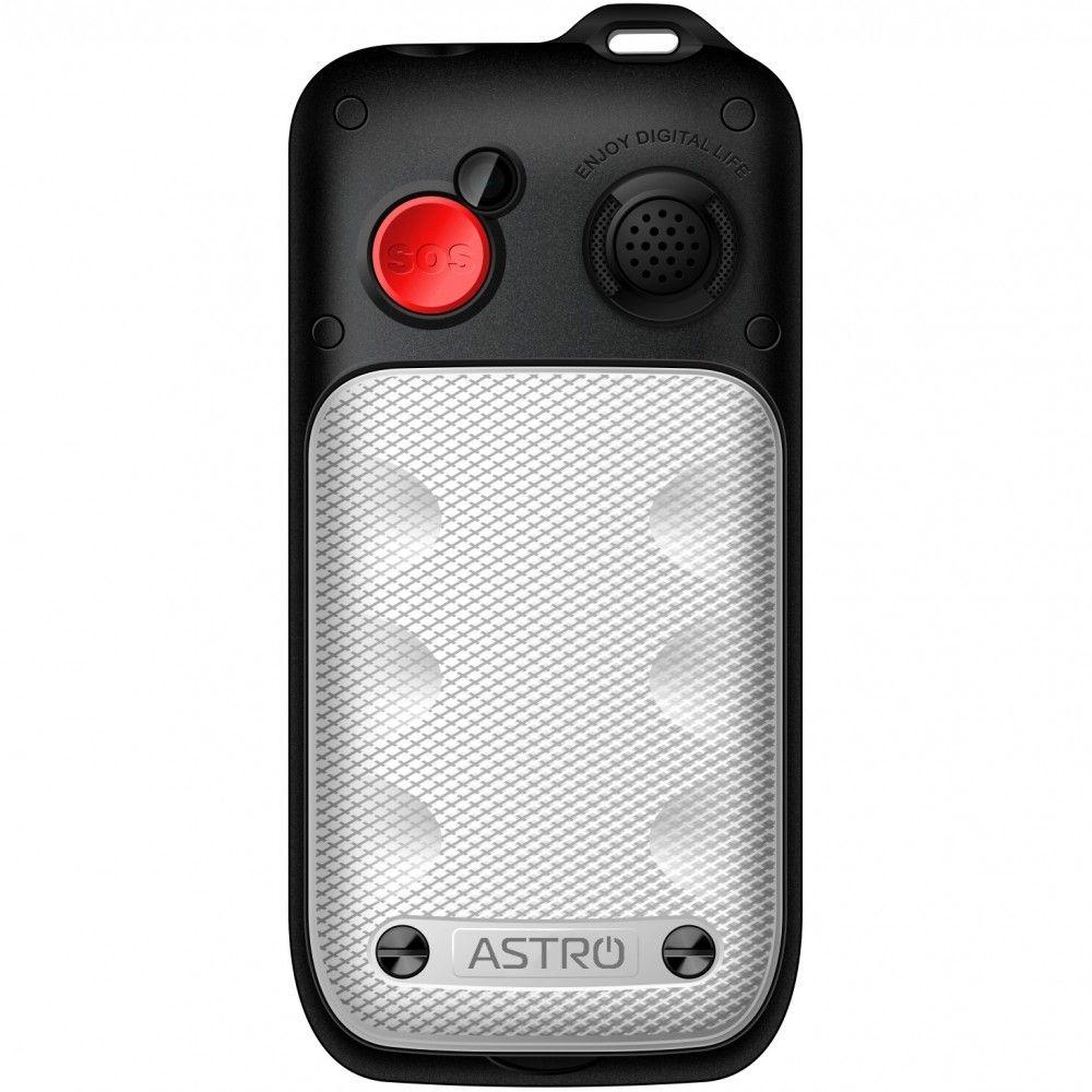 Мобильный телефон ASTRO B200 RX White - 1