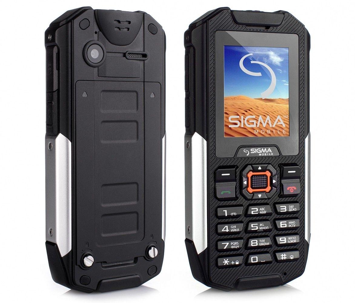 Мобильный телефон Sigma mobile X-treme IT68 - 2