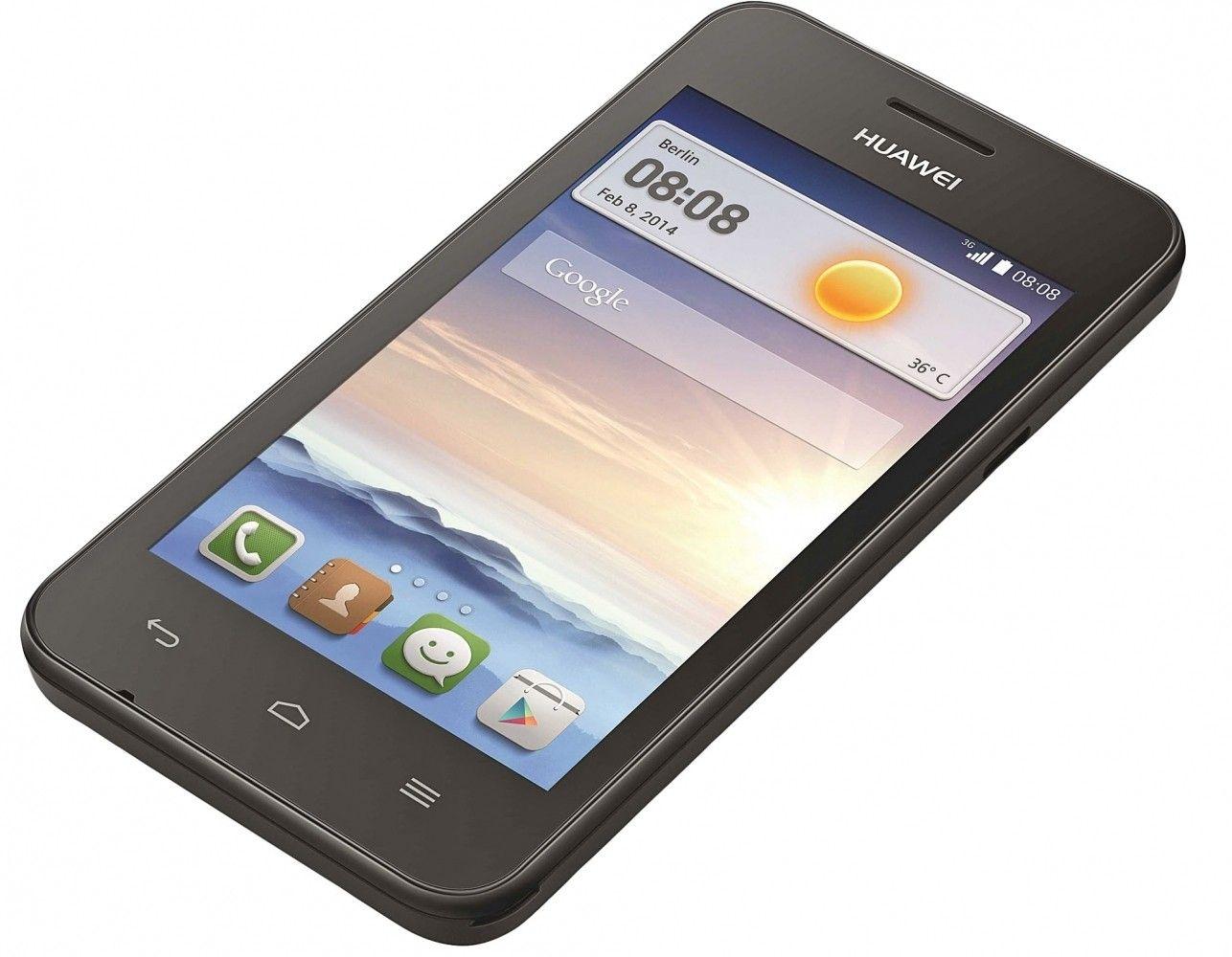 Мобильный телефон Huawei Ascend Y330-U11 DualSim Black (51059272) - 3