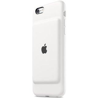 Чехол-аккумулятор Apple Smart Battery Case White (MGQM2) для iPhone 6s - 1