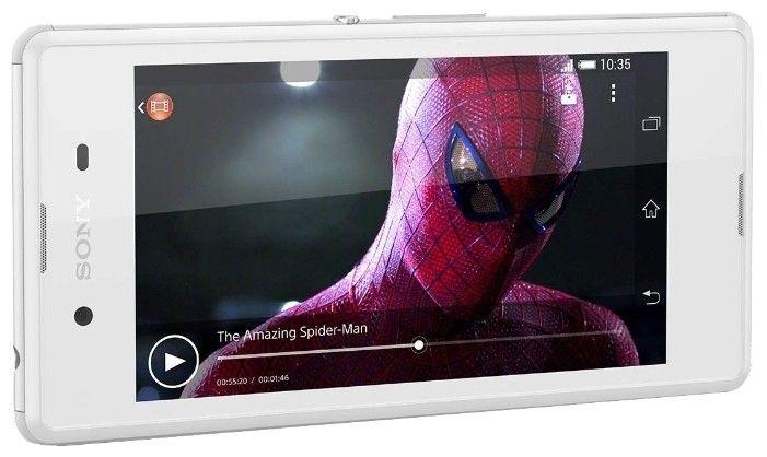 Мобильный телефон Sony Xperia E3 Dual D2212 White - 2