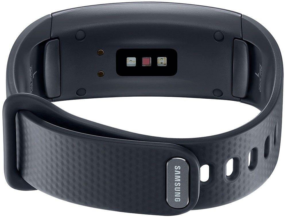 Фитнес-трекер Samsung Gear Fit 2 Dark Gray (SM-R3600DAASEK ) - 2