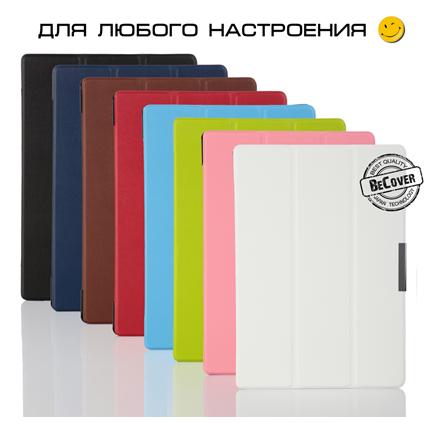 Чехол-книжка BeCover Smart Case для Lenovo Yoga Tablet 3 10 X50 Green - 2