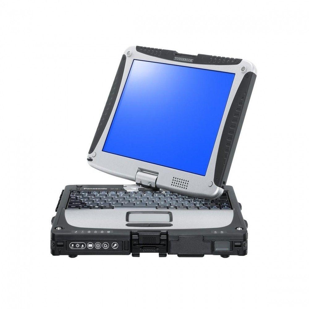 Ноутбук Panasonic Toughbook CF-19 (CF-19ZZ001M9) - 1