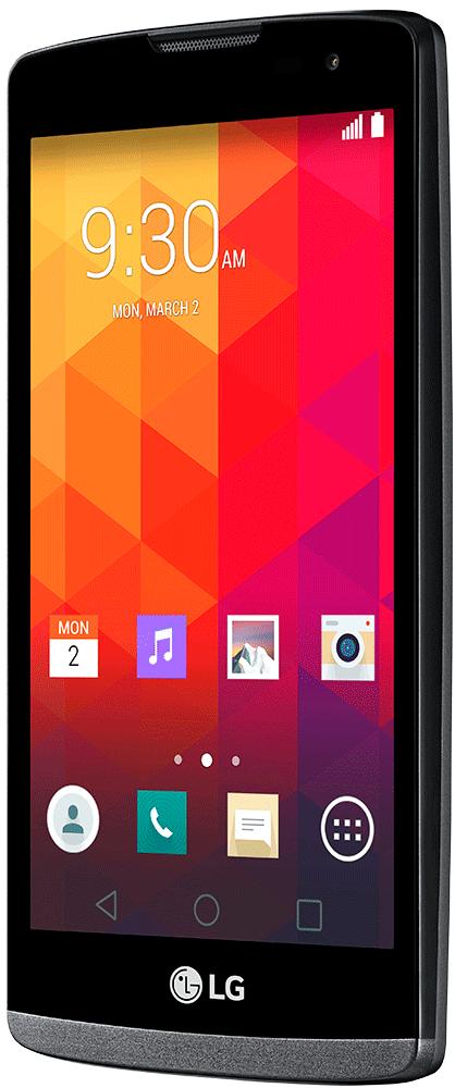 Мобильный телефон LG Leon Y50 H324 Titan - 2