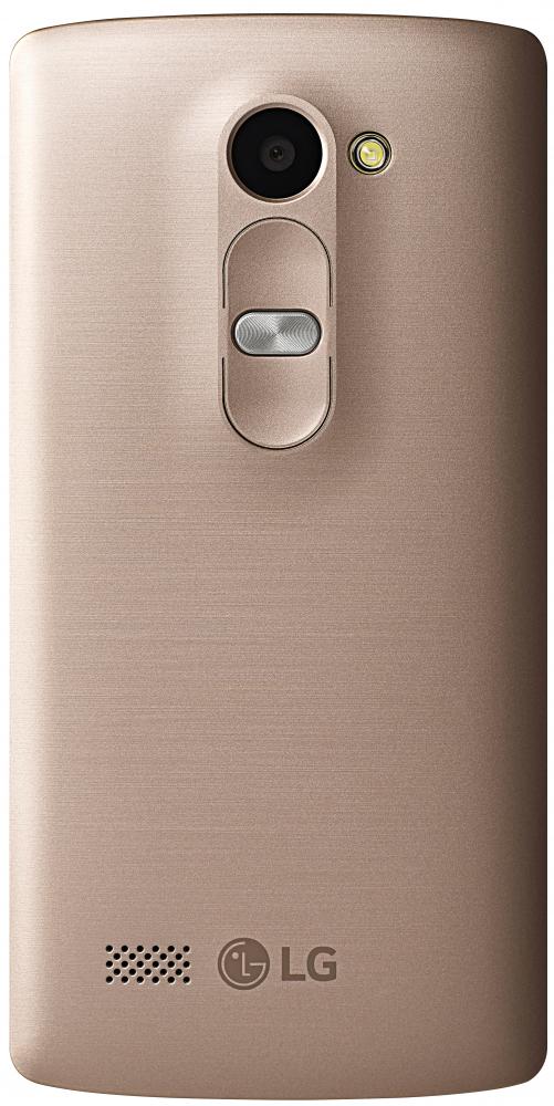 Мобильный телефон LG Leon Y50 H324 Gold - 1