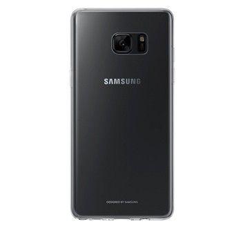 Чехол Samsung Clear Cover для Galaxy  Note 7 (F-QN930TTEGRU) - 1