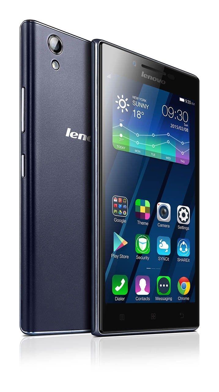 Мобильный телефон Lenovo P70 Blue - 4