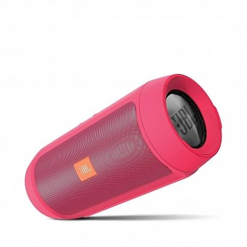 Портативная акустика JBL Charge2+ Pink (CHARGE2PLUSPINKAM) - 4